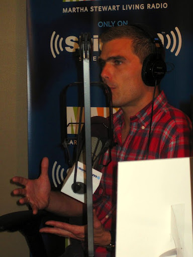 Hugh Acheson discussing Southern cuisine.