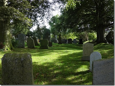 Tara cemetery