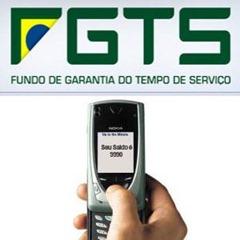 Fgts via celular