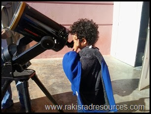 Field trip to the observertoire de rabat Observatory in Rabat