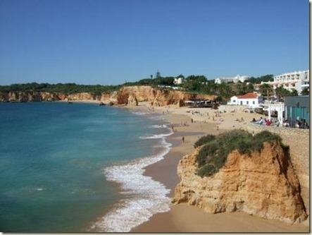 La playa de Rocha-