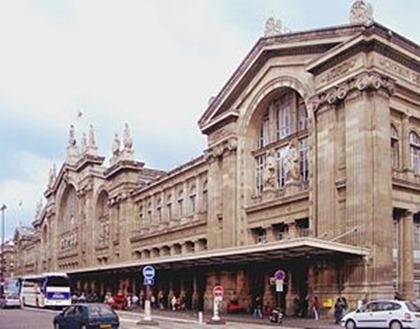 Gare du Nord, Paris 003