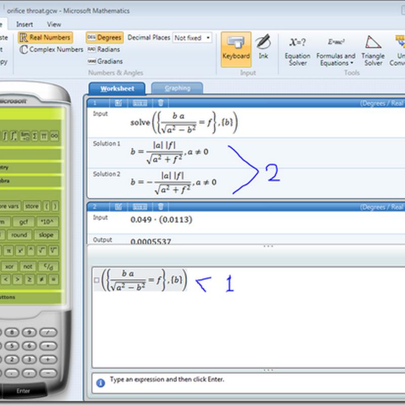 Download Microsoft Mathematics 4.0 Full Version