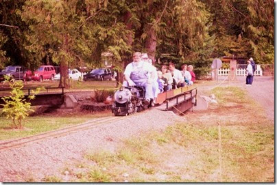 79410580 Pacific Northwest Live Steamers in 1998