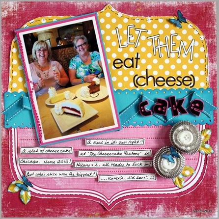 3 '(Cheese) Cake'