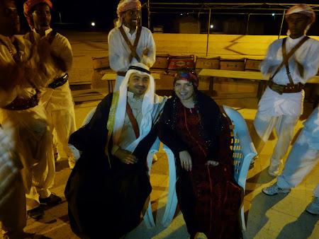 Imagini Wadi Rum: Nunta beduina