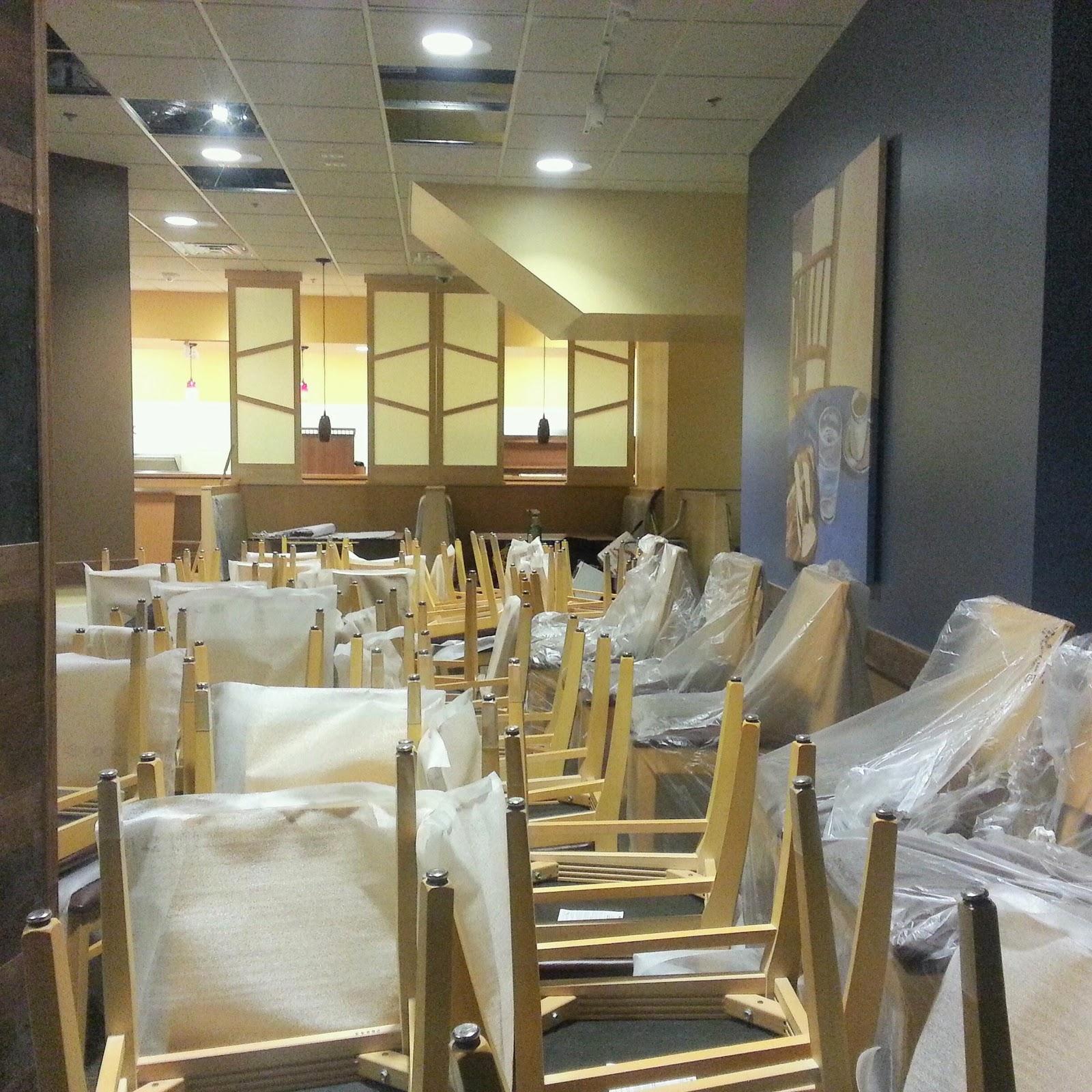 Robert Dyer @ Bethesda Row: PANERA BREAD BETHESDA CONSTRUCTION ...
