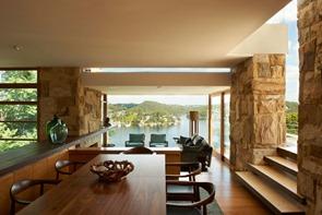 Cocina-de-diseño-Casa-Delany-arquitecto-Jorge-Hrdina