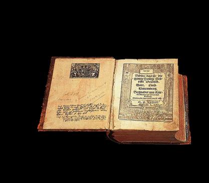 Biblia Sagrada - Jo�o Ferreira de Almeida 1848