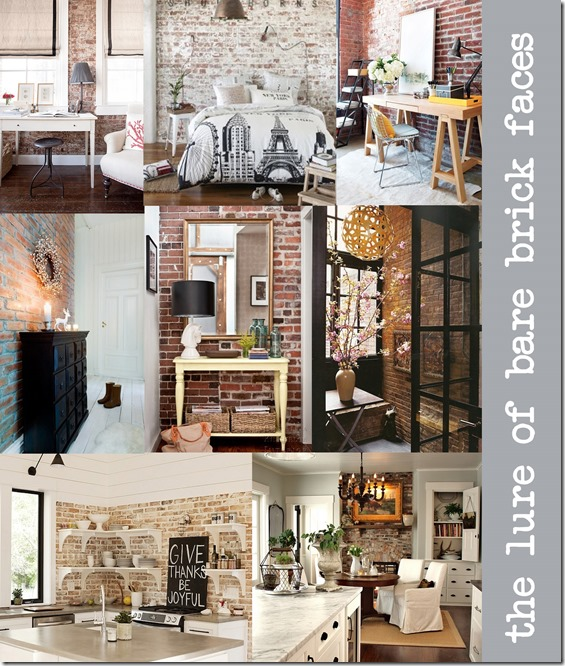 Exposed brick copy