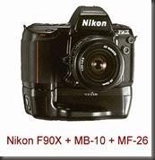 Nikon F90X
