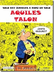P00007 - Aquiles Talón #15