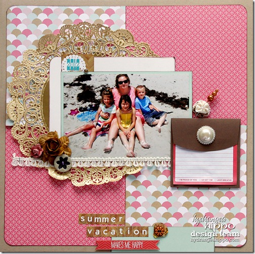 Summer_Vacation_Heather_Landry_Hydrangea_Hippo_Doily_Gold