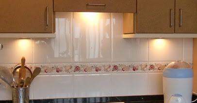 Cande cosas modernizar una cocina parte ii pintar una for Tapar azulejos cocina sin obra