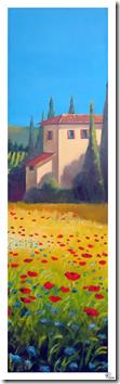 paesaggio 30x100