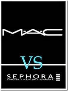 Immagine MAC VS Sephora