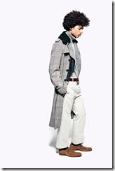 Alexander McQueen Menswear Fall 2012 13