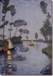 Lampionfahrt, 1911
