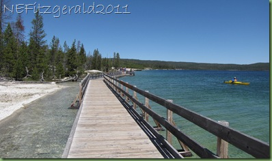 LakesideBoardwalk_WestThumb GeyserBasin(a)