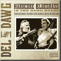 NEVER BEFORE HEARD STUDIO RECORDINGS WITH DEL MCCOURY BAND AND DAVID GRISMAN