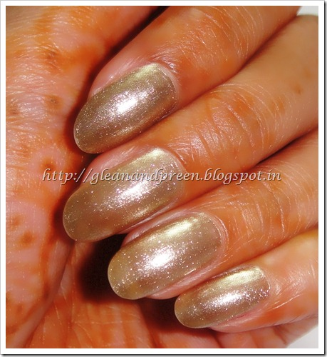 VOV Metallic Nail Enamel Nails