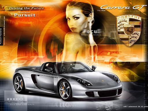 Car wallpaper, Muscle car