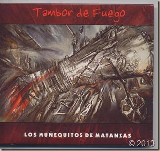 Los Muñequitos De Matanzas - Tambor De Fuego - [F]