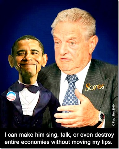 Soros and puppet BHO