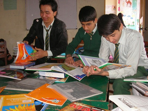 Rotary Books for the World_Hashoo Foundation Distribution (6)