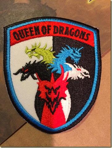 QoD patch photo