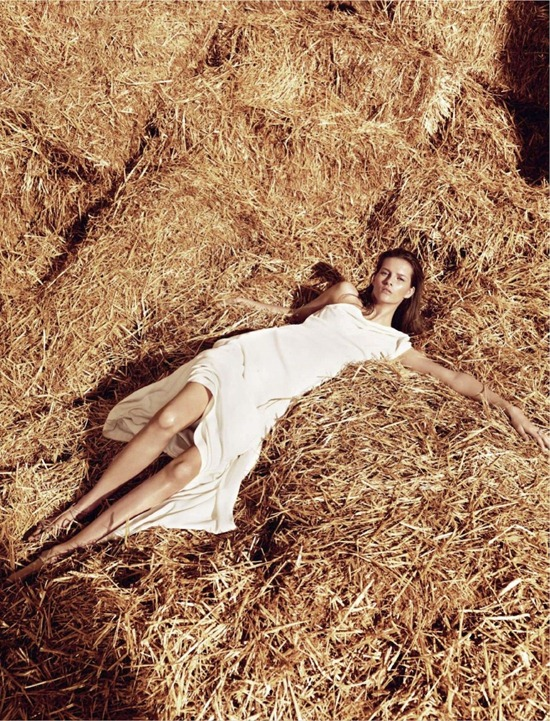 Marie Claire Spain February 2012 (photography: Sergi Pons, styling: Fllorence Reveillaud)