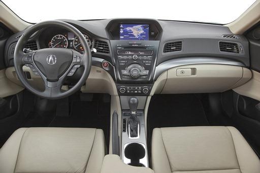 Acura-ILX-Hybrid-interior
