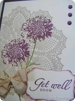 Get Well Soon Doily (1)