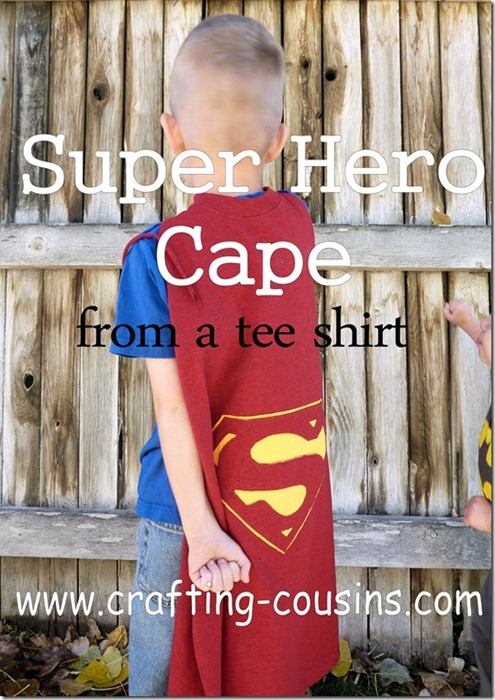Super Hero Cape made from a tee shirt.  Tutorial by Crafty Cousins (32)_thumb[4]