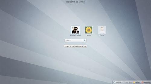 LightDM KDE 0.1.0