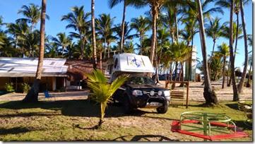 Estacionados Camping Recanto da Sereia 1