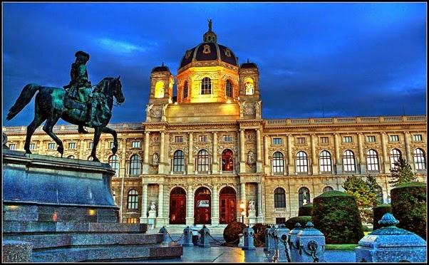 متاحف فيينا
