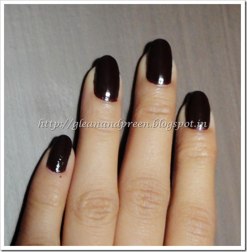 Loreal Color Riche On Nails