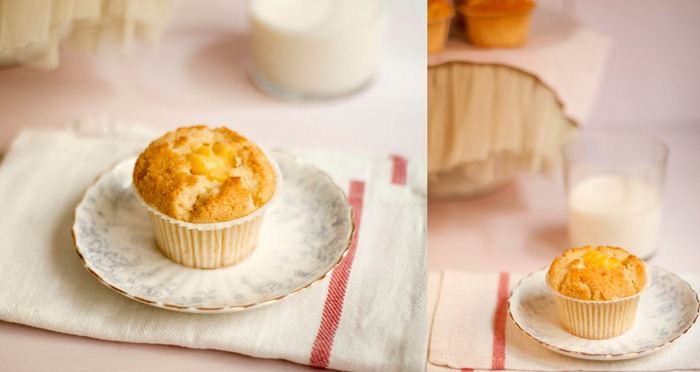 cupcake lemon curd