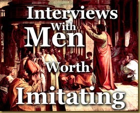 Interviews with Men worth Imitating