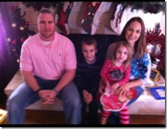 Grant, family 2012