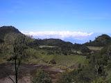 Ijen-Merapi craters (Daniel Quinn, July 2010)