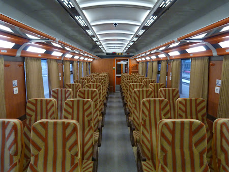 Tren InterRegio Bucuresti - Brasov