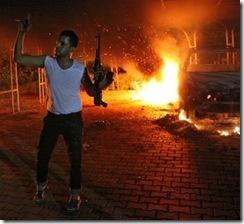 Islamic Terrorist Libya