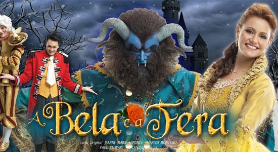 A Bela e a Fera - Musical 3D