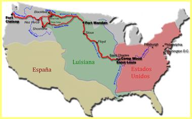Expedición Lewis Clark