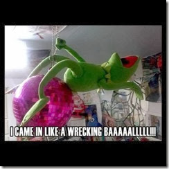 Wrecking Ball Frog