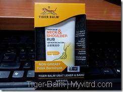 Tiger Balm neck & Shoulder 3