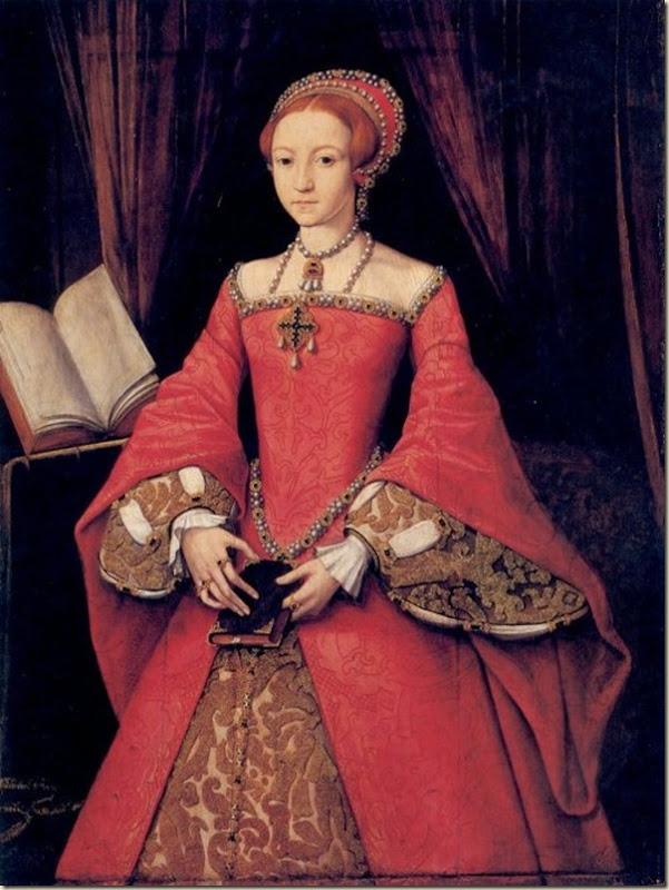 Princesse Elisabeth Tudor