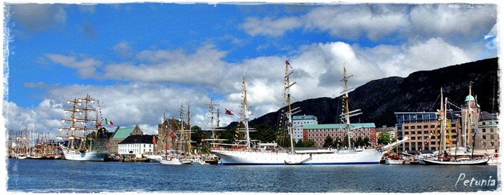 Tall ship race Bergen 2008